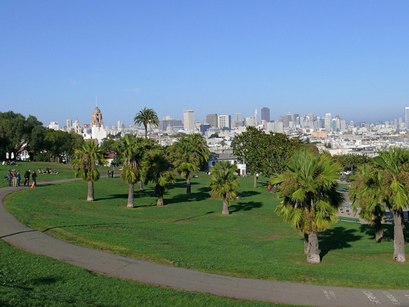 Google is funding free WiFi for San Francisco parks