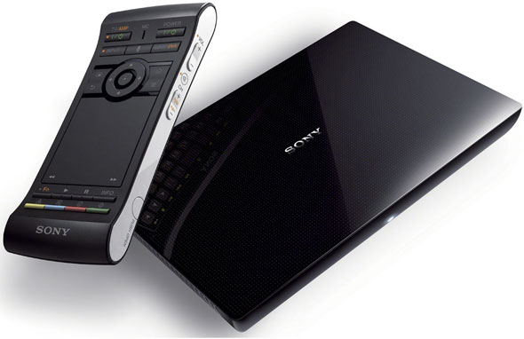 Sony Google TV set top box