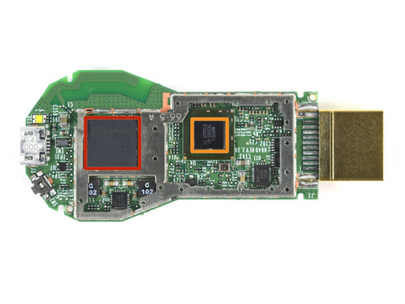 iFixit Chromecast teardown
