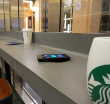 Starbucks Stores In Silicon Valley To Receive Powermat Charging Stations
