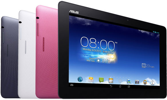 asus chooses intel s atom processor to power memo pad fhd