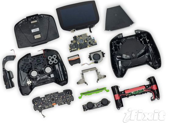 NVIDIA Shield Disassembled