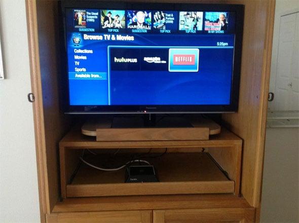 TiVo Mini Netflix