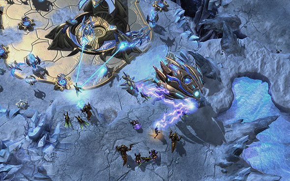 Games like StarCraft 2 might make you smarter.