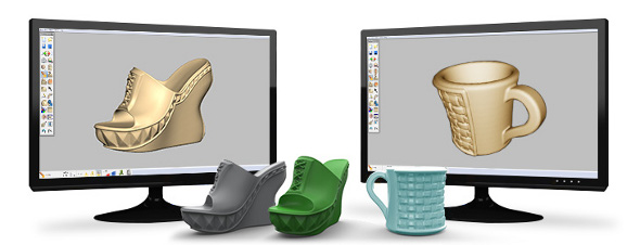 Cubify Sculpt software