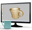 3D Systems Pushing 3D Printing Further Into Mainstream With Cubify Sculpt Software