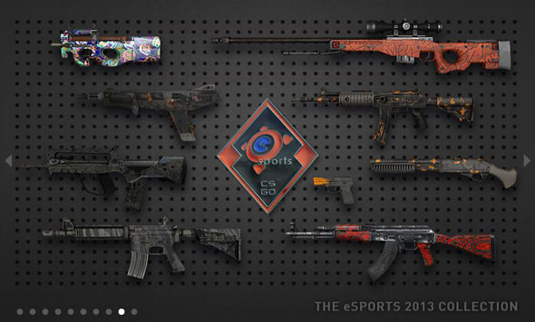 Counter-Strike: Global Offensive Weapons