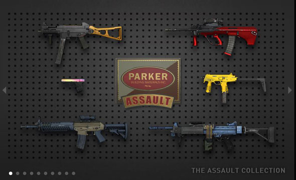 New Decorations Come To CS:GO on Steam