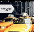 Way2ride App Rivals Uber In NYC Taxi Hailing Race