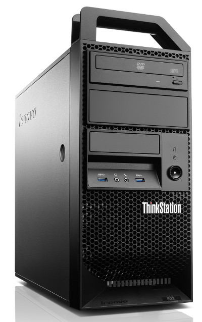Lenovo ThinkStation E32 workstation PC