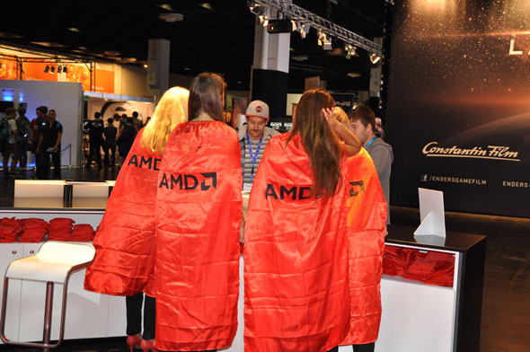 AMD Capes