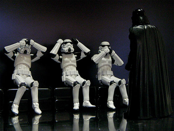 Speak No Evil StarWars
