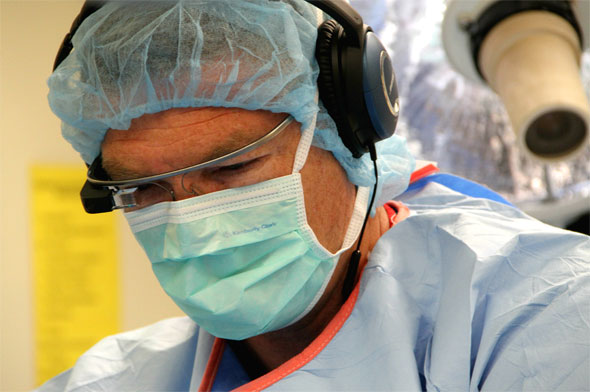 Surgery Glass