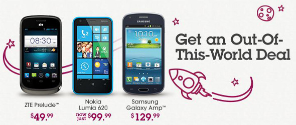 Aio Wireless smartphones