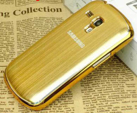 Samsung Galaxy in Metal