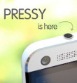 Pressy Adds A Customizable Button Using Your Smartphone's Headphone Jack