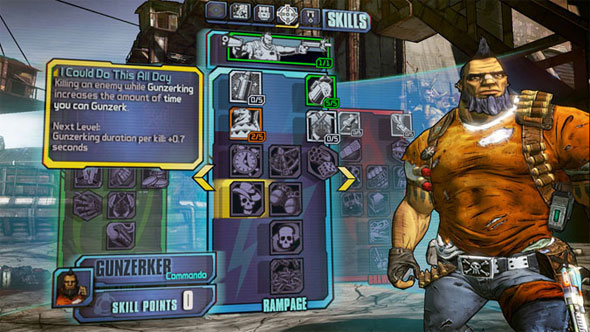 Borderlands 2 Screenie