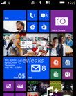 Is This The Nokia 'Bandit' Home Screen At 1080p?