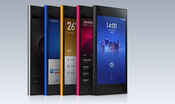 Xiaomi Mi3 with Tegra 4