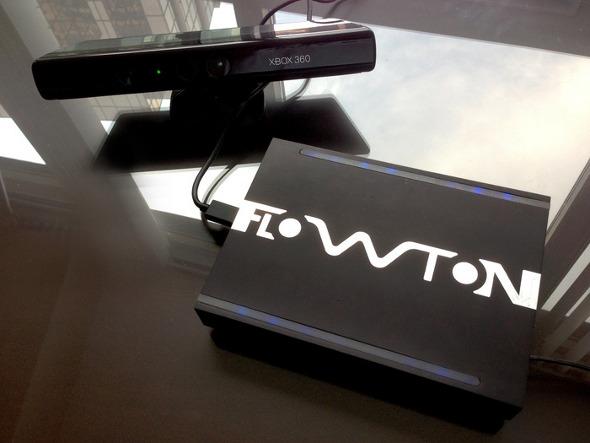 Flowton Controller prototype