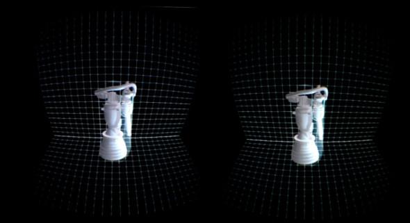 Elon Musk hologram design Oculus Rift