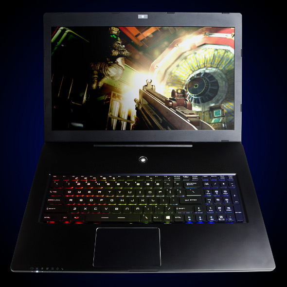 CyberPowerPC ZeusBook Ultimate