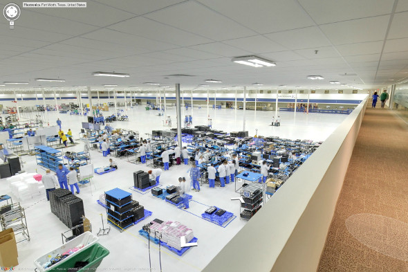 Moto X plant