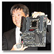 Asus Interview at IDF13, Rampage IV Extreme – Black X79 Motherboard Revealed