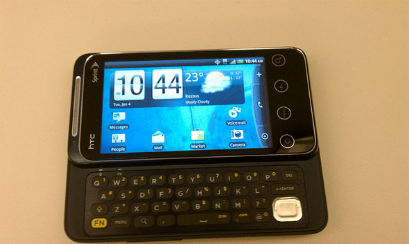 HTC Shift 4G