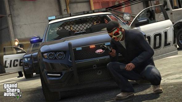 GTA V Screenie