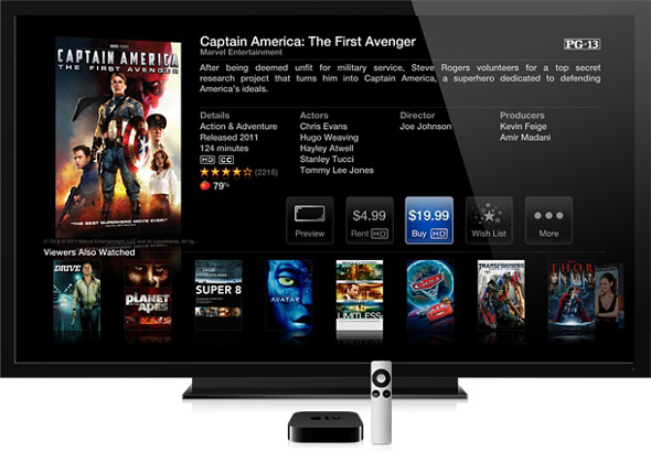 Apple TV version 6.0 software update causing problems