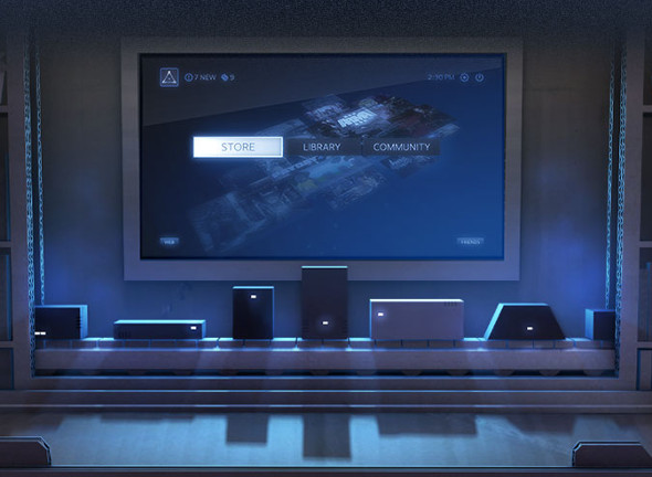 Steam Machines running SteamOS