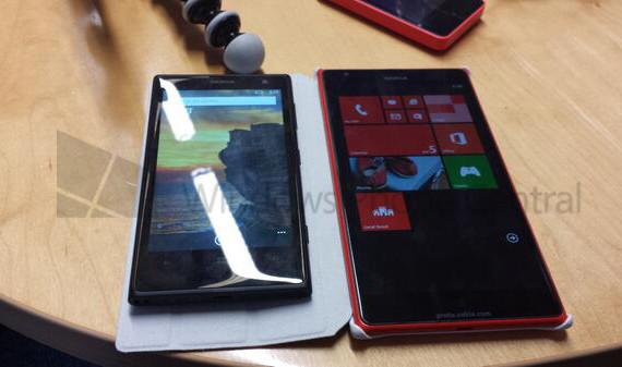 Nokia Lumia 1520 Bandit leak