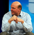 Ballmer Makes An Emotional, Grand Exit At Last Microsoft Employee Meeting