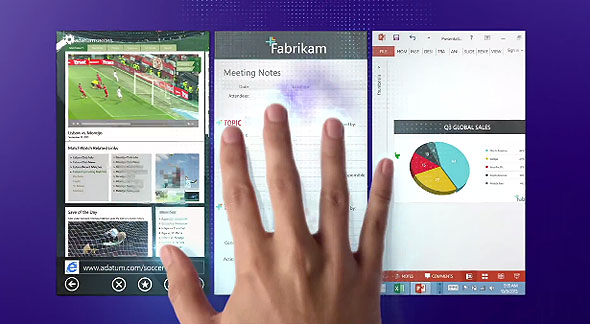 Windows Multitask
