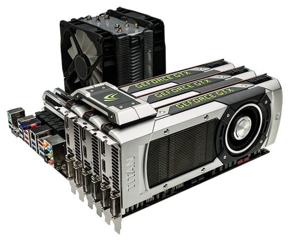 NVIDIA GeForce GTX Battelbox