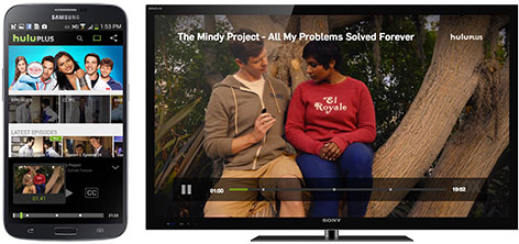 Hulu Plus Chromecast