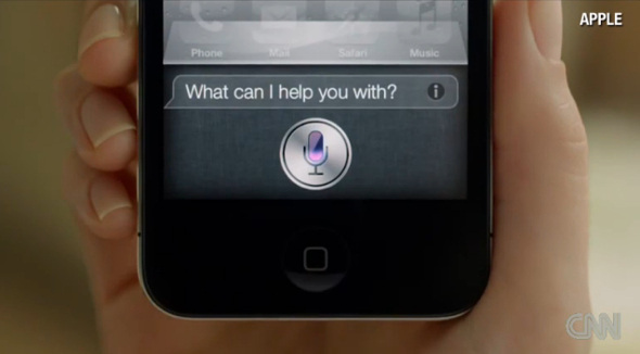 Apple Siri iPhone