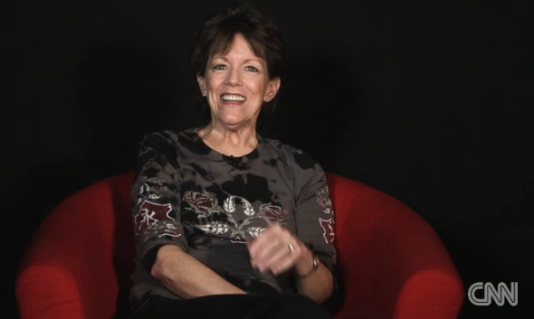 Susan Bennett, voice of Apple's Siri
