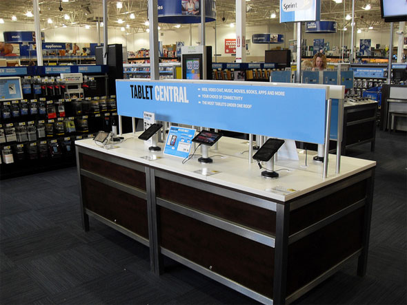 Samsung at Best Buy