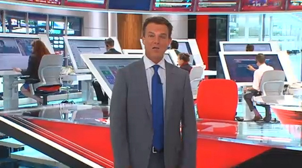 Fox News Deck Shepard Smith