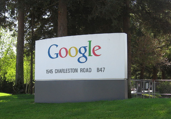 Google HQ Mountain View, CA