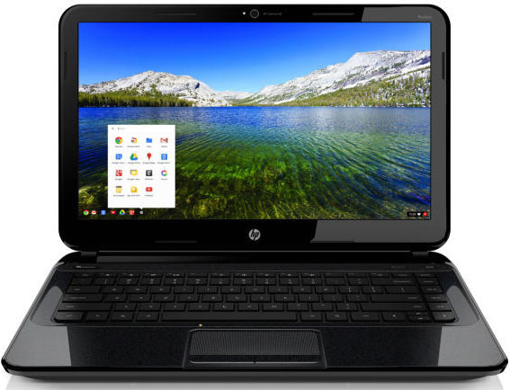 HP Pavillion 14 Chromebook