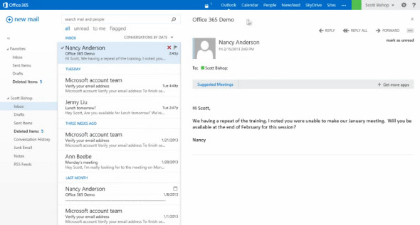 how to create email blast in outlook 365