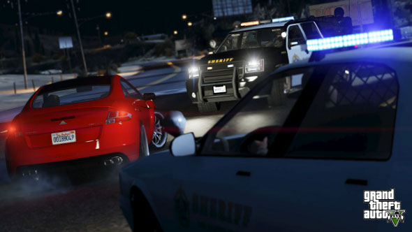 Rockstar Games coy about GTA V for PC