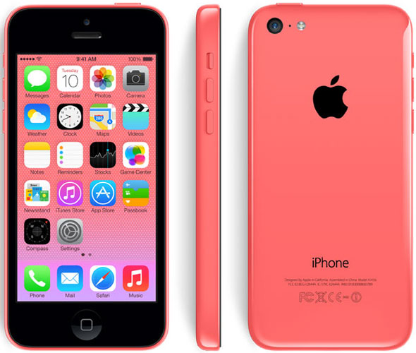 Apple iPhone 5C weak demand
