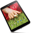 LG G Pad 8.3 Billed As Companion To G-Series Smartphones