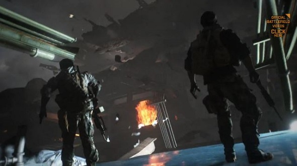 Battlefield 4 single-player story trailer