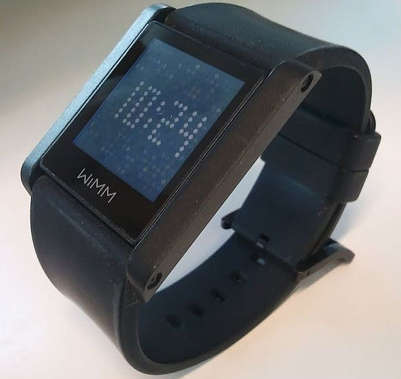 Wimm One smartwatch, now owned by Google