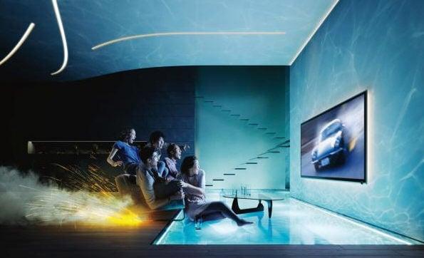 Intel streaming web TV